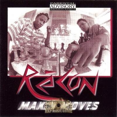 Recon - Makin Moves