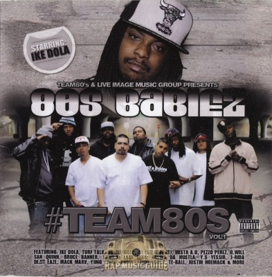 80's Babiez - #Team80s Vol. 1