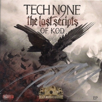 Tech N9ne - The Lost Scripts Of K.O.D.