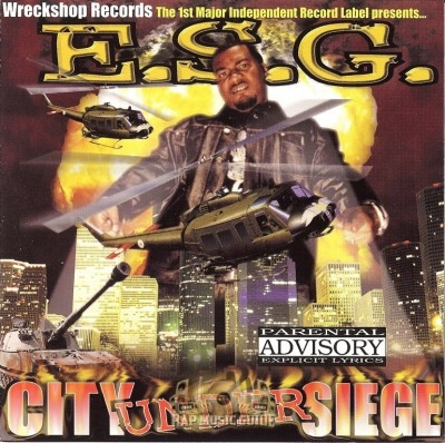 E.S.G. - City Under Siege
