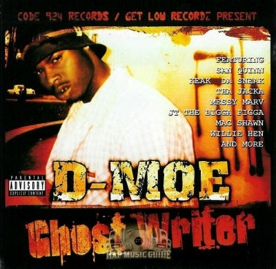 D-Moe - Ghost Writer