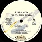 Rappin' 4-Tay - Playaz Club (Remix)