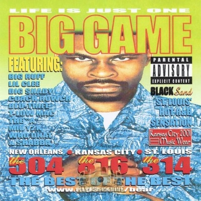 Big Game - Life Is Just One Big Game