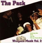 The Pack - Wolfpack Muzik Vol. 2