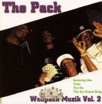The Pack - Wolfpack Muzik Vol. 2