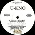 U-KNO - Crime = Death