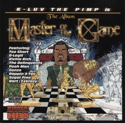 K-Luv The Pimp - Master Of The Game