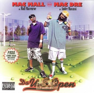 Mac Dre & Mac Mall - Da U.S. Open