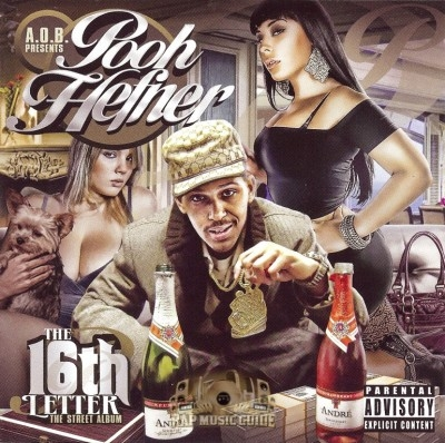 Pooh Hefner - The 16th Letter: The Street Album