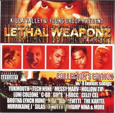 Young Droop - Lethal Weaponz (Collector's Edition)