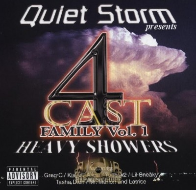 4 Cast - Heavy Showers