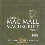 Mac Mall - Macuscript Vol. 4