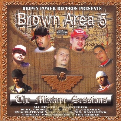 Brown Area 5 - The Mixtape Sessions