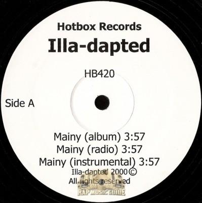Illa-Dapted - Mainy / Worldbeaters