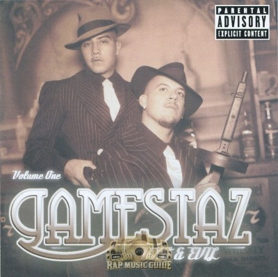 DZO & Evil - Gamestaz Volume One