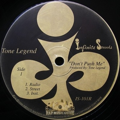 Tone Legend - Don't Push Me