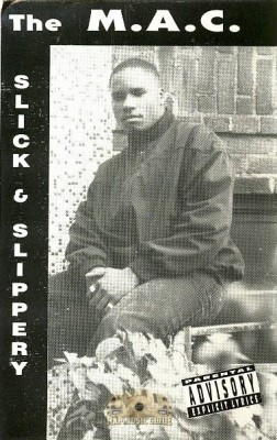 The M.A.C. - Slick & Slippery