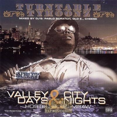 Turntable Tykoonz - Valley Days & City Nights