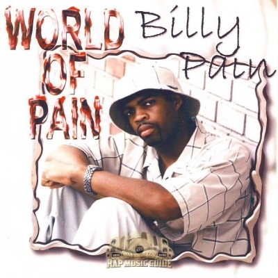 Billy Pain - World Of Pain