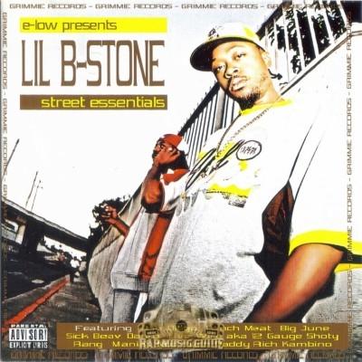 Lil B-Stone - Street Essentials