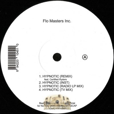 J. Official - Hypnotic / Material Love