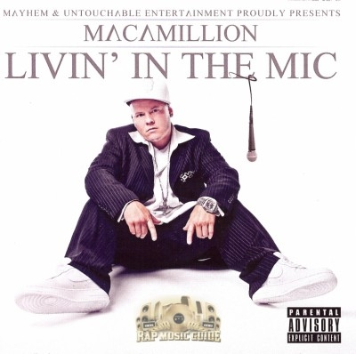Macamillion - Livin' In The Mic