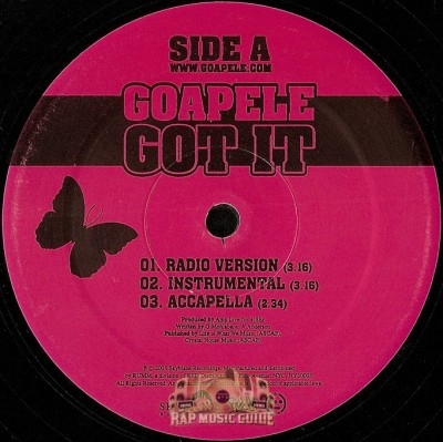 Goapele - Got It