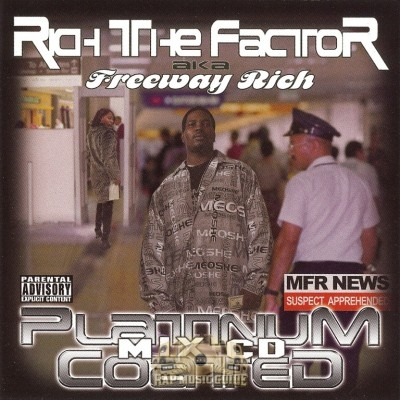 Rich The Factor - Platinum Coated Mix CD