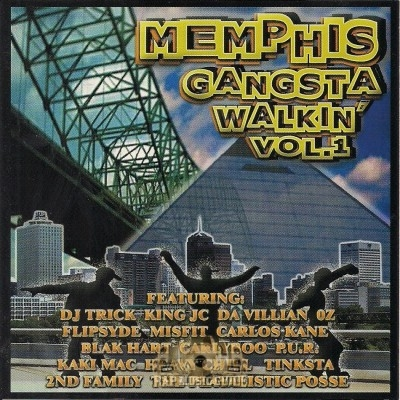 Memphis Gangsta Walkin' - Vol. 1
