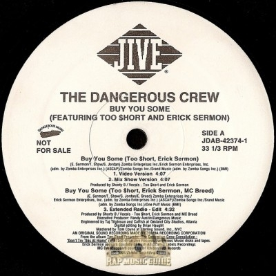 Dangerous Crew - Buy You Some