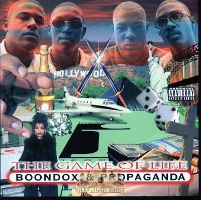 Boondox & Propaganda - The Game Of Life
