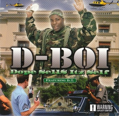 D-Boi - Dope Sell$ Itz Self