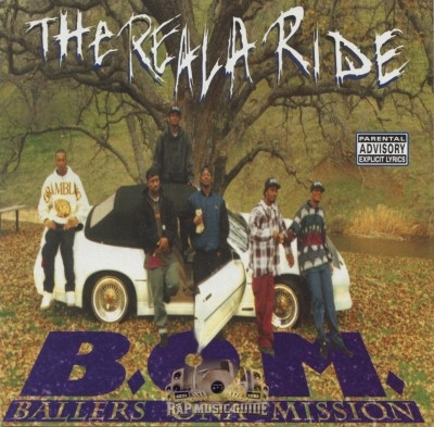 Ballers Ona Mission - The Reala Ride