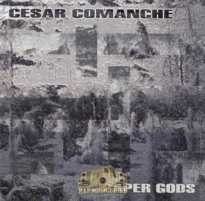 Cesar Comanche - Paper Gods