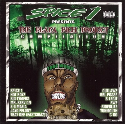Spice 1 - The Playa Rich Project