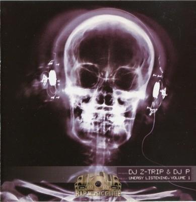 DJ Z-Trip & DJ P - Uneasy Listening, Volume 1