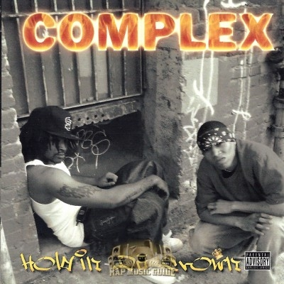 Complex - Holdin Da Crown