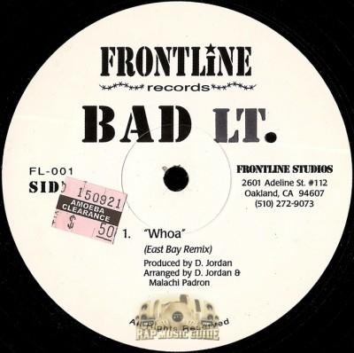 Bad Lt. - Whoa