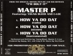 Master P - How Ya Do Dat