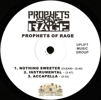 Prophets Of Rage - Nothing Sweeter