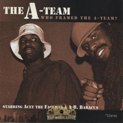 The A-Team - Who Framed The A-Team?
