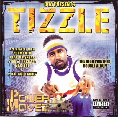 Tizzle - Power Moves