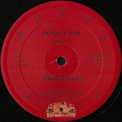 Royal Cash - Radio Activity