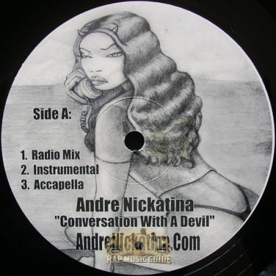 Andre Nickatina - Coversation With A Devil