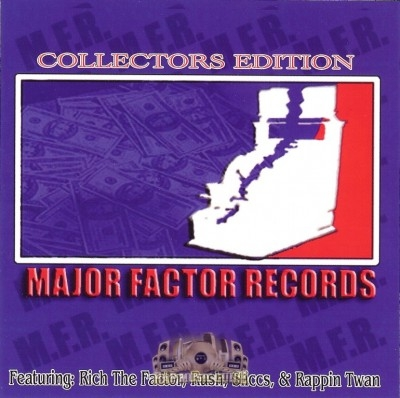 Major Factor Records - Collectors Edition