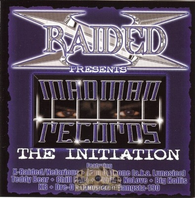 X-Raided - The Initiation