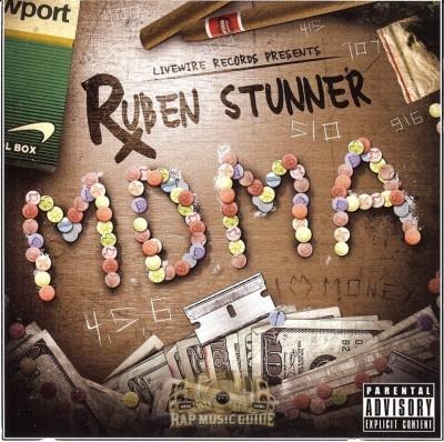 Ruben Stunner - M.D.M.A.