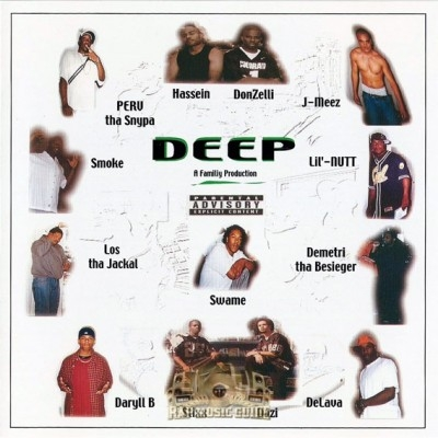 Various Artists - D.E.E.P. A Family Production