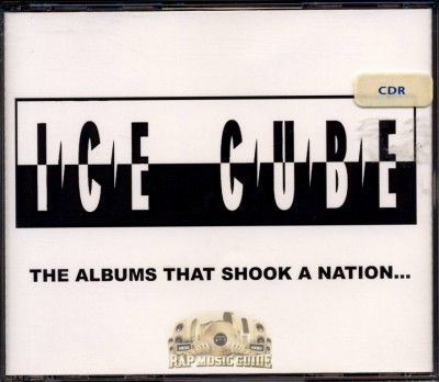 Ice Cube - The Albums That Shook A Nation...