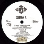 Suga T. - If I Took Your Boyfriend/ Hustlas & Tendas